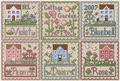 Cottage Garden Chart Pack -CCN