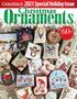Just CrossStitch Christmas Ornaments 2021