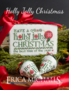 HOLLY JOLLY CHRISTMAS buttonset - Erica Michaels