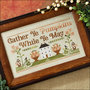 Gather Ye Pumpkins  - Little House Needleworks