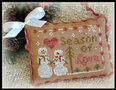 2012 Ornament - 11 Season of Love