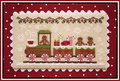 1. Gingerbread Train