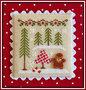 2. Gingerbread Girl & Peppermint Tree
