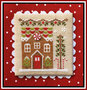 3. Gingerbread House 1