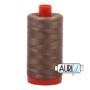 Aurifil Mako 28 2370 Sandstone