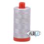 Aurifil Mako 28 2615 Aluminium