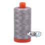 Aurifil Mako 28 2620 Stainless Steel