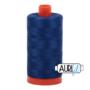 Aurifil Mako 28 2780 Dark Delft Blue