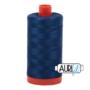 Aurifil Mako 28 2783 Medium Delft Blue