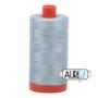 Aurifil Mako 28 2847 Bright Grey Blue