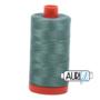 Aurifil Mako 28 2850 Medium Juniper