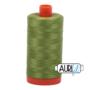 Aurifil Mako 28 2888 Fern Green