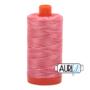 Aurifil Mako 28 4668 Strawberry Parfait