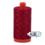 Aurifil Mako 28 2260 BIG Wine Red