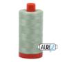 Aurifil Mako 28 2880 Pale Green