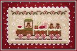 1.-Gingerbread-Train